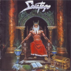 Savatage - Hall Of The Mountain King (1987)