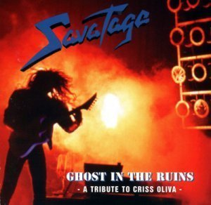 Savatage - Ghost in the Ruins: A Tribute to Criss Oliva (1995)
