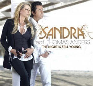 Sandra feat. Thomas Anders - The Night Is Still Young (Maxi, Single) (2009)