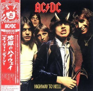 AC/DC - Highway To Hell (Japanese Edition) 1979