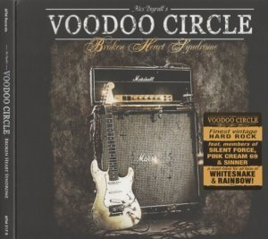 Alex Beyrodt's Voodoo Circle - Discography 3CD (2008-2013)