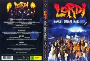 LORDI - Market Square Massacre (2007) DVD9