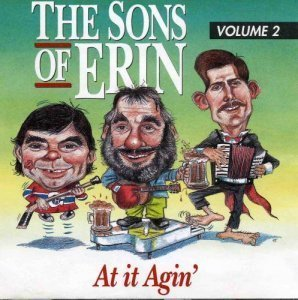 The Sons of Erin - At it Agin' (1991)