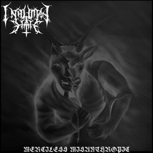 Inhuman Hate - Merciless Misanthropic (2008)