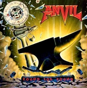 Anvil - Pound For Pound 1988