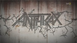 Anthrax - Live Gothenburg, Sweden (2011) HDTVRip