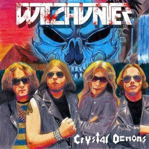 WITCHUNTER - CRYSTAL DEMONS (2011)