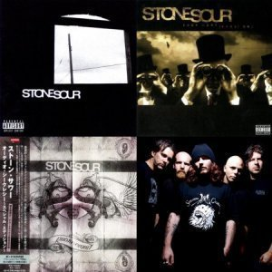 Stone Sour - Discography (2002-2010)