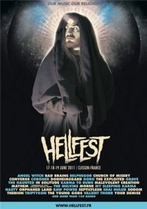 Apocalyptica - Live at HellFest (2011)