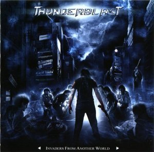 Thunderblast - Invaders From Another World (2011)