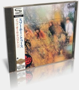 Spooky Tooth - It's All About [Japan Edition] (1968 / 2010)