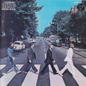 The Beatles - Abbey Road [1st Japan press, CP35-3016] (1969)