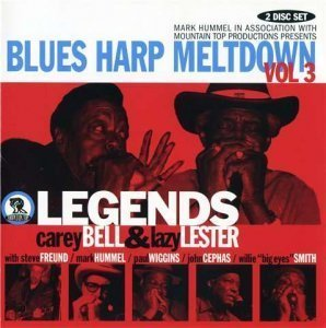 VA - Blues Harp Meltdown - Vol 3 Legends (2006)