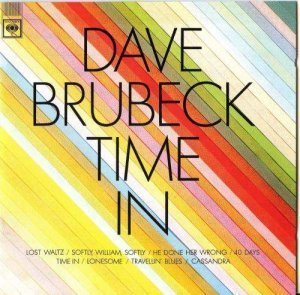 Dave Brubeck - Time In (1966/2004)