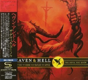 Heaven & Hell - The Devil You Know 2009 (Japanese SHM-CD)
