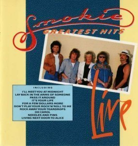Smokie - Smokie's Greatest Hits Live (1989)