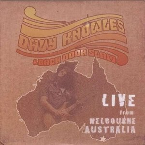Davy Knowles & Back Door Slam - Live from Melbourne Australia (2011)