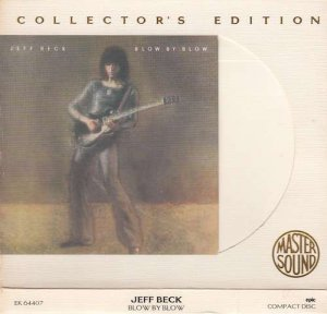 Jeff Beck - Blow By Blow (24-KT Gold CD) (1975/1994)