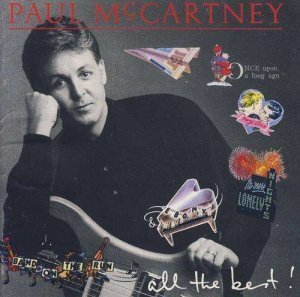 Paul McCartney - All The Best! (Japan Gold Edition) (1987)