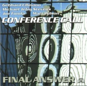 Conference Call - Final Answer (2002)