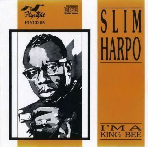 Slim Harpo - I'm A King Bee (1964/1989)