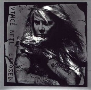 Vince Neil - Exposed (Japanese) (1993)