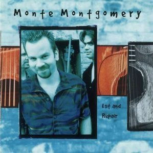 Monte Montgomery - 1st And Repair (1998)