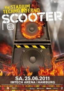 Scooter - The Stadium Techno Inferno (2011) DVDRip