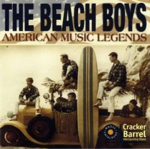 The Beach Boys - American Music Legends (2005)