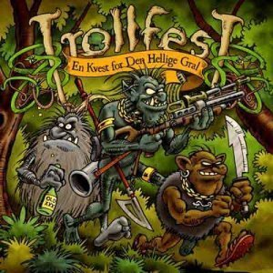 Trollfest - En Kvest For Den Hellige Gral (Limited Edition) (2011)