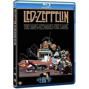 Led Zeppelin - The Song Remains The Same (1976)(2007)Blu-Ray