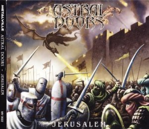 Astral Doors - Jerusalem (2011)