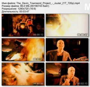 The Devin Townsend Project - Juular (2011)