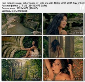 Nicole Scherzinger - Try With Me (2011)