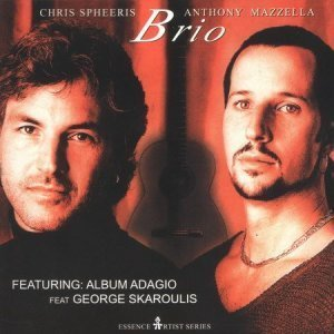 Chris Spheeris and Anthony Mazzella - Brio (2002)