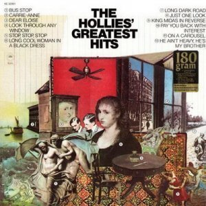 The Hollies - The Hollies' Greatest Hits (1973)