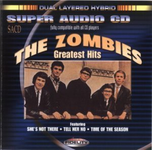 The Zombies - Greatest Hits (2002)