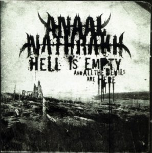 Anaal Nathrakh - Hell Is Empty, And All The Devils Are Here (2007) (Lossless)