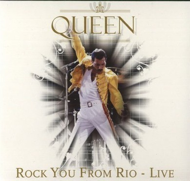 Queen - Rock You From Rio - Live (2009) FLAC