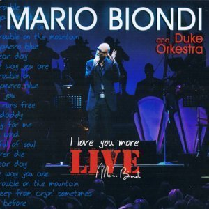 Mario Biondi - for Valeri - Never Die - On A Clear Day