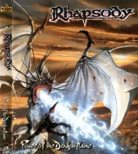 Rhapsody - Emerald Sword Saga (2002)