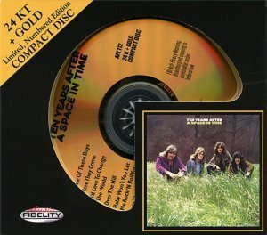 Ten Years After - A Space in Time (1971/2011)