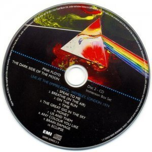PINK FLOYD - THE DARK SIDE OF THE MOON (IMMERSION BOX SET 3CD+2DVD+BLU-RAY)(1973/2011)