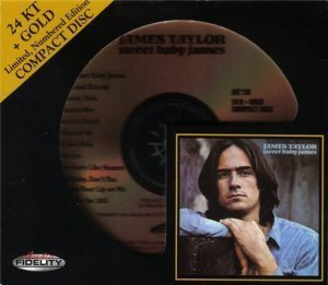 James Taylor - Sweet Baby James (1970/2011)