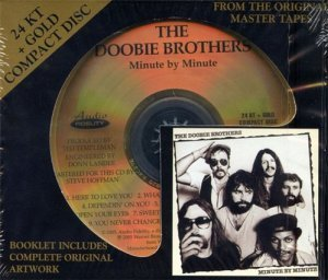 The Doobie Brothers - Minute By Minute (1978/2005)