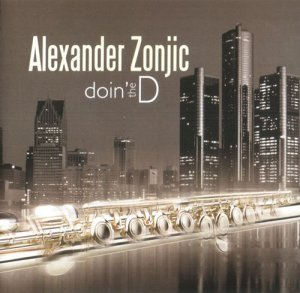 Alexander Zonjic - Doin' The D (2009)