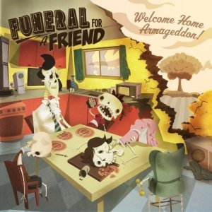 Funeral for a Friend - Welcome Home Armageddon (2011)