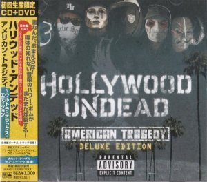 Hollywood Undead - American Tragedy (Japanese Ultra Deluxe Edition) (2011)