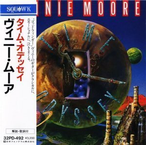 Vinnie Moore - Time Odyssey (Japanese Edition) (1988)
