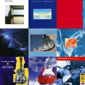 Dire Straits - Discography (1978-2008)